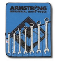 1983-1989 BMW M6 Armstrong 10 Piece SAE Geared Combination Wrench Set