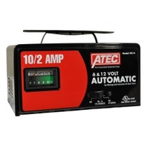 1993-2002 Ford Econoline Associated 10/2 Amp, 6 and 12 Volt Portable Automatic Full-Rate Charger