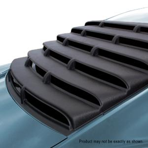 Duraflex Racer Window Scoop Louvers 2 Piece for Eclipse Mitsubishi 06-12 ed
