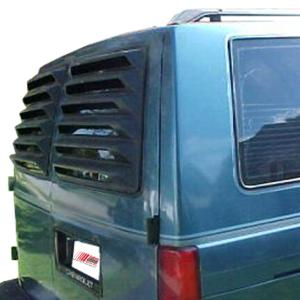 Chevrolet Astro Window Louvers at Andy's Auto Sport