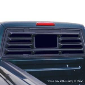 Chevrolet S10 Window Louvers at Andy's Auto Sport