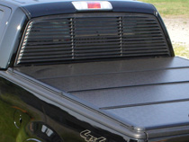 Ford F Window Louvers At Andys Auto Sport - Truck back window picture