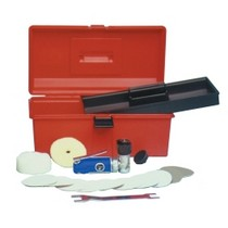 "1983-1989 BMW M6 Astro Pneumatic 4-1/2"" Dual Action Sander and Polisher Kit"