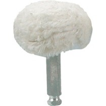 "1965-1968 Pontiac Catalina Astro Pneumatic 3"" 100% Cotton Mushroom Shaped Buff"