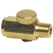 1988-1994 Chevrolet Cavalier Astro Pneumatic Brass Air Regulator