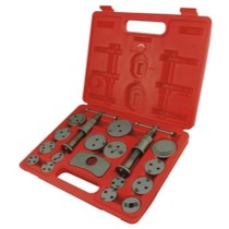 1996-1999 Audi A4 Astro Pneumatic 18 Piece Brake Caliper Wind Back Tool Set