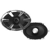 "2007-9999 Saturn Aura Audiobahn 6"" X 8""/ 5"" X 7"" 2-Way Speakers"