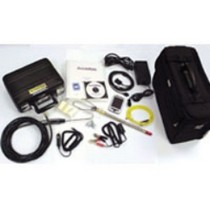 1992-1993 Mazda B-Series Auto Logic Portable 5-Gas Emissions Analyzer With integrated OBD-II Scan Tool