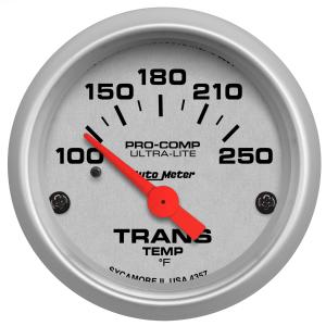1995-1999 Oldsmobile Aurora Auto Meter Gauges - Ultra-Lite Series Electric Gauge (Transmission Temperature: 100-250 degrees F)