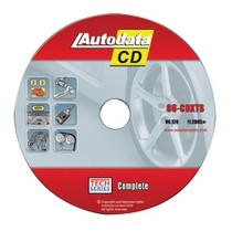 1998-2003 Toyota Sienna Autodata Full Tech Series CD - Domestic and import-2007