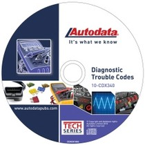 2004-2007 Ford Freestar Autodata 2010 Diagnostic Trouble Codes CD