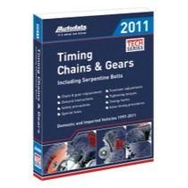 1992-1993 Mazda B-Series Autodata 2011 Timing Chains and Gears Manual