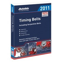 1961-1977 Alpine A110 Autodata 2011 Timing Belt Manual