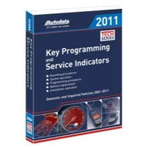 1992-1993 Mazda B-Series Autodata 2011 Key Programming and Service indicators Manual