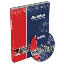 1997-2001 Cadillac Catera Autodata 2011 Motorcycle Tech Data and Labor Guide CD
