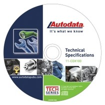 2004-2007 Ford Freestar Autodata 2011 Technical Specifications CD