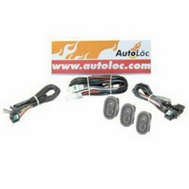All Jeeps (Universal), All Vehicles (Universal) AutoLoc Power Window Switch Kit w/ 3 SW9 Switches