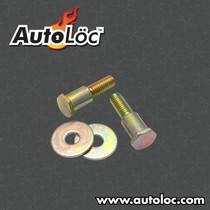 All Jeeps (Universal), All Vehicles (Universal) AutoLoc Small Coated Bear Claw Striker Bolts