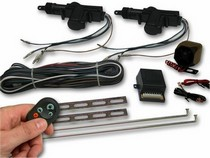 1977-1979 Chevrolet Caprice AutoLoc 2 Door Lock Kit w/ Alarm