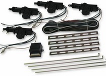 1999-2007 Ford F250 AutoLoc Central Locking 4-Door System