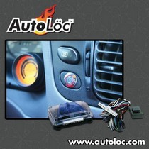 1987-1995 Land_Rover Range_Rover AutoLoc Engine Start Activation Control Unit w/ TruTouch