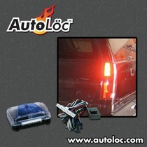 All Jeeps (Universal), All Vehicles (Universal) AutoLoc Light Sequencer Control Module