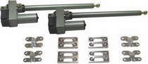 1982-1993 Chevrolet Blazer AutoLoc Automatic Gullwing 2 Door Conversion Kit w/o Remote (Uses Linear Actuators)