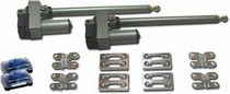 1982-1993 Chevrolet Blazer AutoLoc Automatic Gullwing 2 Door Conversion Kit w/ Remote