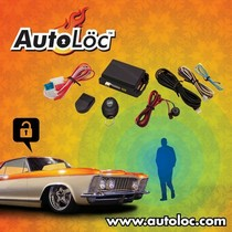 1966-1970 Ford Falcon AutoLoc Hands Free Keyless Entry System