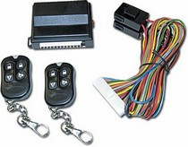 1961-1977 Alpine A110 AutoLoc 10 Function Keyless Entry w/ Birt