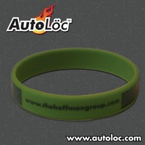 1967-1969 Pontiac Firebird AutoLoc The Hoffman Group Silicone Wrist Band