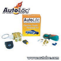 All Vehicles (Universal) AutoLoc Power Trunk / Hatch Release Kit