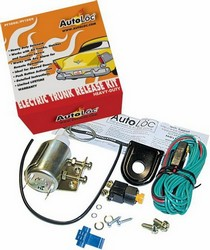 1999-2006 Audi TT AutoLoc Power Trunk / Hatch Kit 15lbs
