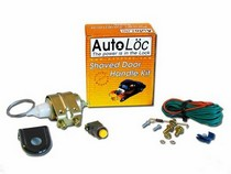 All Jeeps (Universal), All Vehicles (Universal) AutoLoc Single Shaved Door Handle / Latch Popper Kit 11lbs