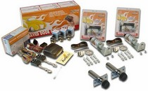 All Jeeps (Universal), All Vehicles (Universal) AutoLoc 7 Channel 50 Lbs Remote Shaved Door Kit