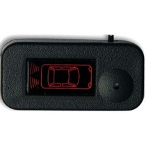 2002-2006 Mini Cooper Autopage Back-Up Parking Sensor System