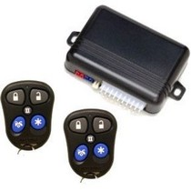 1997-2001 Cadillac Catera Autopage 2-Channel Car Security System With Keyless Entry And 2 Remote Transmitters