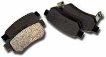 1997-2003 BMW 5_Series Axxis Front Brake Pads