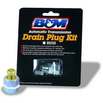 All Vehicles (Universal) B&M Drain Plug Kit - Automatic Transmission