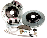 1967-1969 Chevrolet Camaro Baer Brake Kit - GT Plus Front