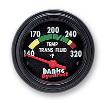 1998-2000 Ford Ranger Banks Transmission Oil Temperature Gauge Kit