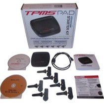 1966-1970 Ford Falcon Bartec USA TPMS PAD Starter Kit With Sensors