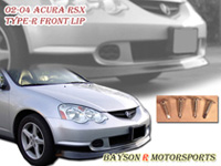 2002-2004 Acura Rsx Bayson R Type-R Body Kit