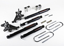 """1986-1993 Mazda Pick Up 3/"""" Front Calmax Control Arms by DJM"""