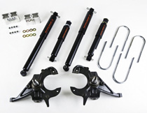 Chevrolet Astro Lowering Kits at Andy's Auto Sport