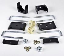 nissan frontier rear axle flip kit