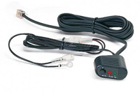 1979-1983 Datsun 280ZX Beltronics Detector Accessory - Direct Wire SmartCord (Red)
