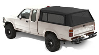 Toyota Tacoma Camper Shells at Andy's Auto Sport