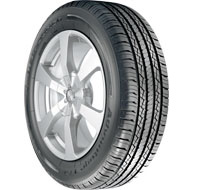 1998-2005 Mercedes M-class BF Goodrich Advantage T/A 185/65R-15 88H BSW