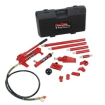 1998-2005 Mercedes M-class Blackhawk 4 Ton Porto-Power Kit